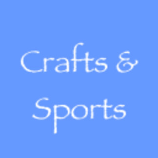 Crafts, Games, Sports, Performing Arts