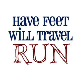 Have Feet Run
