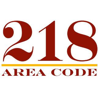 Area Code 218