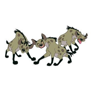 Lion King's Hyenas