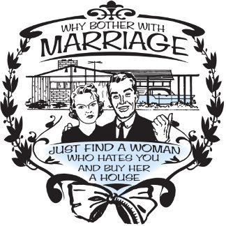 Why Bother With Marriage