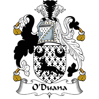 O'Duana Coat of Arms