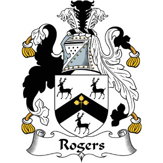Rogers Coat of Arms