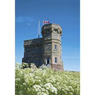 St. John's, Newfoundland, Canada, Cabot Tower,