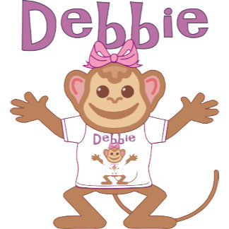 Little Monkey Debbie