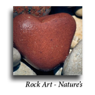 Rock Art by Nature