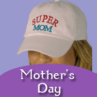 Mother's Day Hats and Gifts