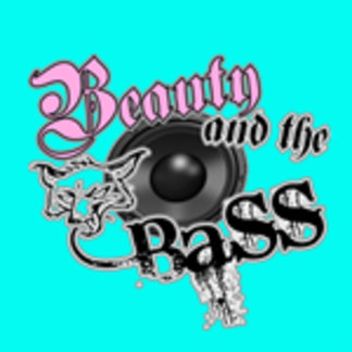 Beauty and the BASS girls EDM bass music gifts