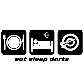 Eat sleep darts