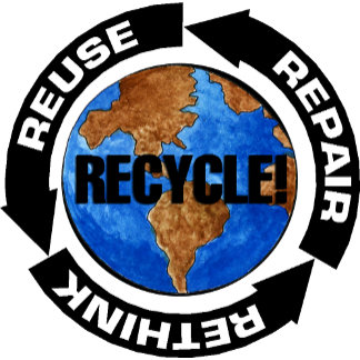 Always Recycle, Rethink It!