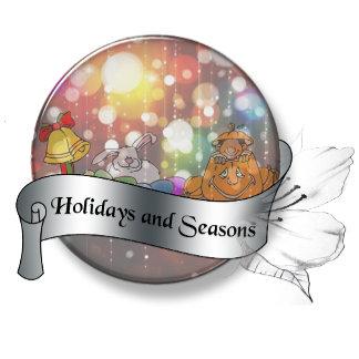 Holidays and Seasons