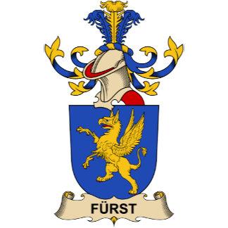 Fürst Family Crest