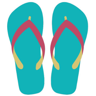Adult Flip Flops