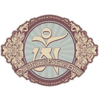 Vintage Tibetan OM Logo