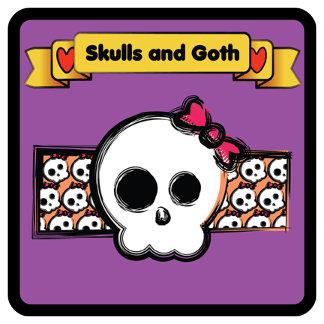 Skulls and goth