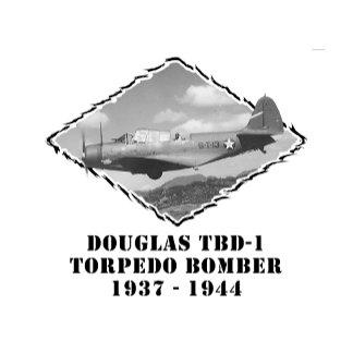 Douglas TBD-1 Torpedo Bomber