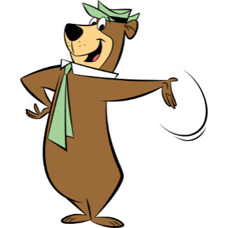 Yogi Bear Here I Am