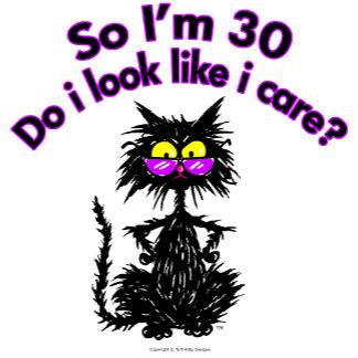 30th Birthday Cat Gifts