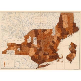 101 Consumption NY, NJ, New England