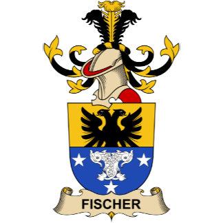 Fischer Coat of Arms