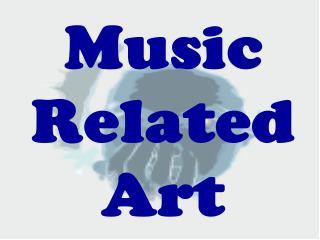 Music Related Art