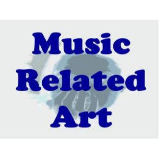 Music Related Art