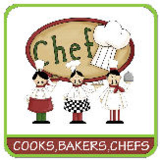 COOKS,BAKERS,CHEFS