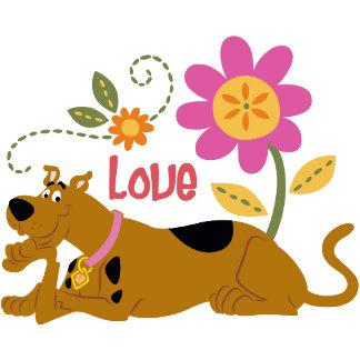 Scooby Flower Love