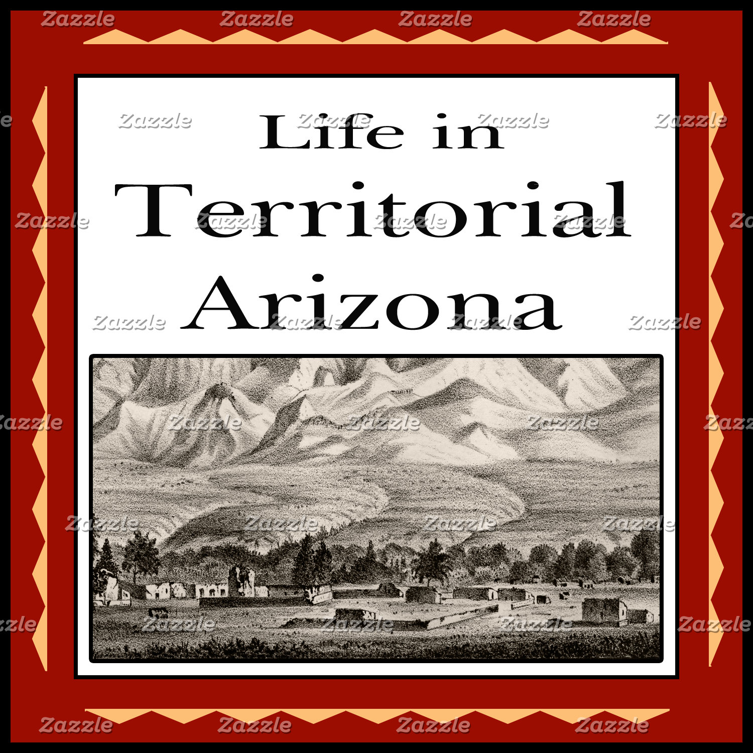 Territorial  Arizona