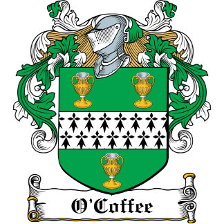 O'Coffee Coat of Arms