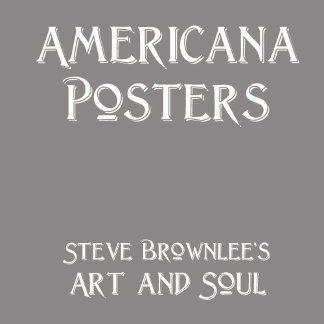 Americana Posters