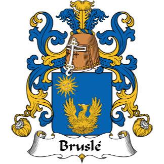 Brusle Family Crest