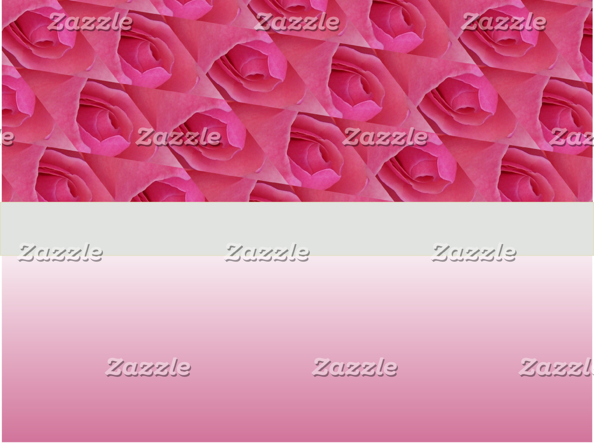Pink And White Rose Collection