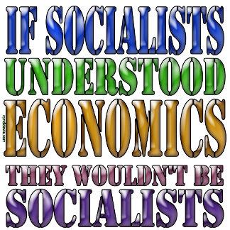 If socialists understood economics...
