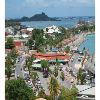 St. Martin overlooking Marigot Bay