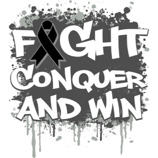Melanoma Fight Conquer and Win