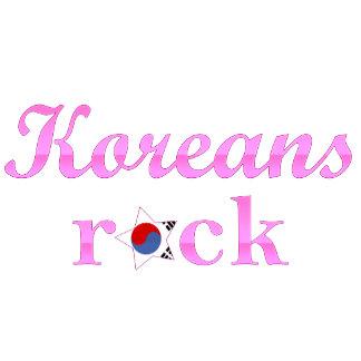 Koreans Rock - Cute Pink