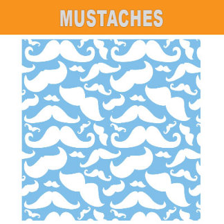 Mustache Gifts, iPhone Cases, Mustache Decor