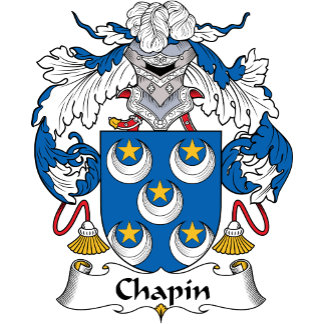 Chapin Family Crest