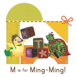 The Wonderpets - M is For Ming Ming