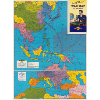Far East, Mediterranean Area