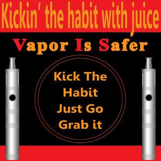 Vapor is Safer