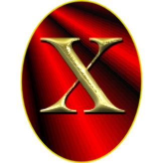 Letter X Monograms