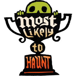 Halloween Most Likely to Haunt Trophy