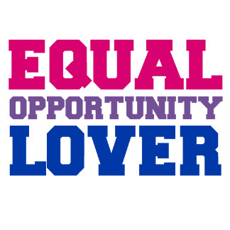 Equal Opportunity Lover