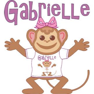 Little Monkey Gabrielle