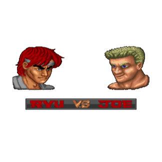 Ryu Vs Joe