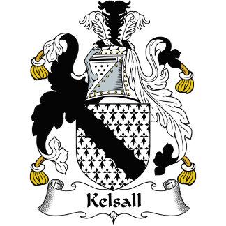 Kelsall Family Crest