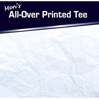 Men's All-Over Printed Tee