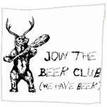 Join the Beer Club